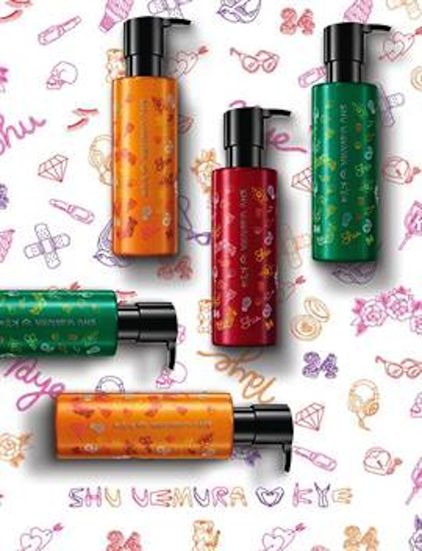 Holiday Collection von Shu Uemura Art of Hair - Range Visuell
