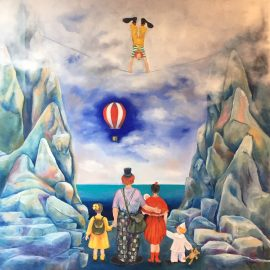 Send in the Clowns – Vernissage am 03.05. in Perchtoldsdorf